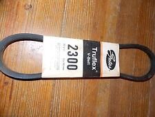 NOS Gates Truflex V Belt Made In USA Agway Aldens Bolens Broyhill Jari Ford 2300