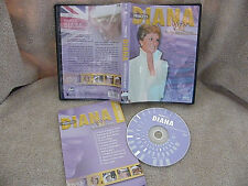 2001   dvd  Princess Diana   The Uncrowned Queen    The Life of....