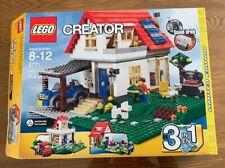 LEGO Creator Hillside House Set 5771 - 100% Complete w/ box & booklet