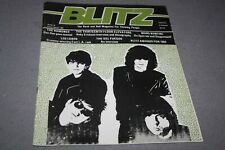 BLITZ THE R´n´ROLL MAG FOR THINKING PEOPLE# 53 -  RAMONES COVER (1985)