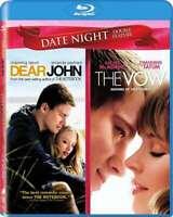 Dear John / Vow, the (2012) - Set [Blu-ray], New Disc, Rachel McAdams,Jessica La