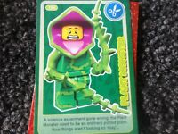Sainsbury's LEGO Create The World Cards - Pick From List - Complete your album!