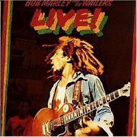 Bob Marley Live! (1975, & The Wailers) [CD]