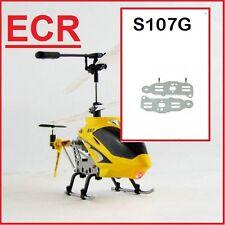 Syma S107 RC helicóptero Repuestos cuadro principal de Metal parte B