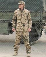 Genuine GERMAN Army Issued Tropical Tarn Camo Combat Field Shirt  GRADE 1