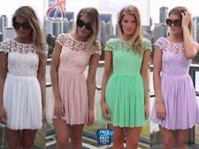 Unbranded Petite Chiffon Short/Mini Dresses for Women