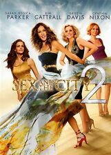 DVD   //   SEX AND THE CITY   2   //   NEUF sous cellophane !
