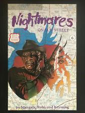 Freddy's Nightmares of Elm Street #6 first print 1992 Innovation Comic Book