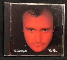 No Jacket Required By Phil Collins CD 1985 Atlantic Recording