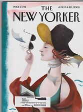 JUNE 13 and 20 2005 -  THE NEW YORKER magazine - SUNGLASSES