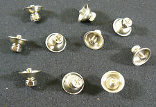 10 Mounting Screws w/ Cup Washers for Steel Drum Shells Lugs or Butt Plates