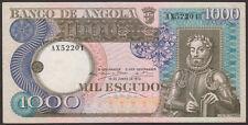 ANGOLA   1000   ESCUDOS   1973   XF/AU     P 108   Circulated Banknotes