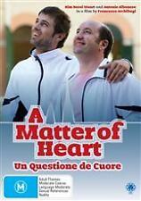 A MATTER OF HEART (UN QUESTIONE DE CUORE) - DVD - BRAND NEW!!! SEALED!!!