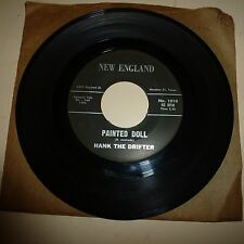 COUNTRY 45 RPM HANK WILLIAMS TRIBUTE RECORD - LUKE THE DRIFTER -NEW ENGLAND 1010