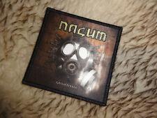 Nasum Patch Grindcore Rotten Sound