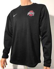 NEW Ohio State Buckeyes OSU Nike Stitched Team Sweatshirt Size Large L NCAA