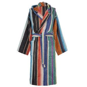 Missoni Home bathrobe with hood Multicolored VIVIETTE 160