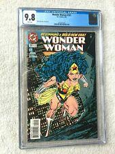 Wonder Woman #101 DC Comics Sept 1995 CGC 9.8 White Pages