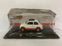 92204 Modellino Hachette 1/43 - Abarth Collection - 595 Competizione - 1970