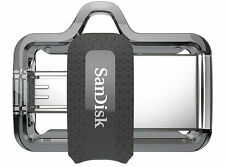 SANDISK 16GB  ULTRA DUAL  M3.0 OTG PEN DRIVE  With Free USB Light...NEW LAUNCHED