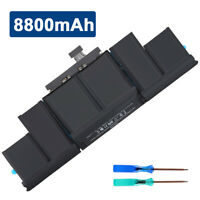 "CPY A1417 Battery for MacBook Pro 15"" Inch Retina A1398 Mid 2012 Early 2013 US"