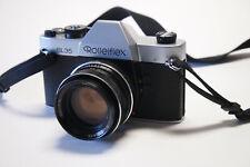 Rolleiflex SL35 with Planar 50mm f1.8