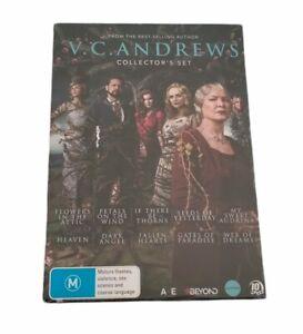 V.C Andrews Collectors Set DVD 10 Disc Region 4 Brand New Sealed