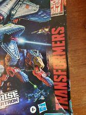 Transformers Generations War for Cybertron Earthrise Leader Sky Lynx- box damage