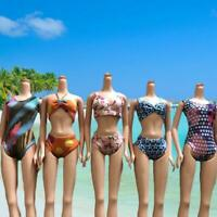 Swimsuit Bikiniwimwears Beach Bathing Outfit Clothes Dolls SALE SH inch For I1M7