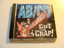AB/CD / Cut The Crap