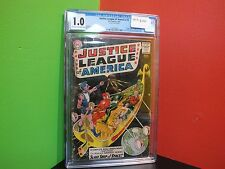 CGC 1.0 Justice League of America #3 (Nov 1964, DC)
