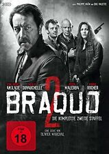3 DVD-Box ° Braquo ° Staffel 2 ° NEU & OVP