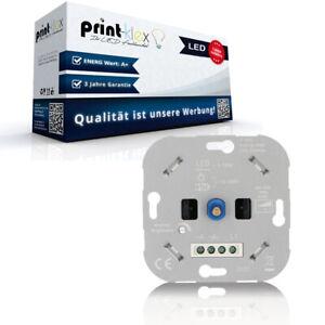 Dimmer für alle Dimmbare LED 5-150W RC Halogen - 300W Drehdimmer Phasenabschnitt