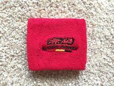 2 x Red Mugen Honda Clutch Brake Oil Reservoir Fluid Tank Cover Sock Set JDM