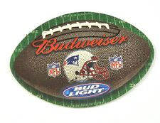 Budweiser USA Beer Bier Bierdeckel Untersetzer Coaster American Football Helm