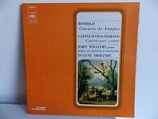 RODRIGO Concierto Aranjuez CASTELNUOVO TEDESCO Concerto pour guitare 75439