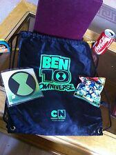 Ben 10 Bag Badge Toy Mini Figure Sealed Bundle Official
