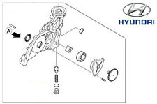 Genuine Hyundai Santa Fe Engine Oil Pump - 2131027060