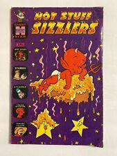 HOT STUFF SIZZLERS #31 - 1967 Harvey Publications - Cousin Spitfire! Stumbo!