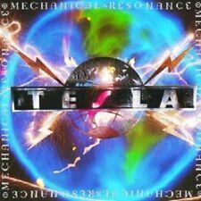TESLA - MECHANICAL RESONANCE  CD  12 TRACKS HEAVY METAL / HARD ROCK  NEUF