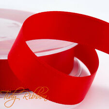 Cut Lengths Satin Ribbon Double Sided 3mm 6mm 10mm 16mm 25mm 38mm Card Crafts