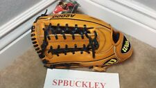 "WILSON A2000 12.5"" KP92 LEFTY BASEBALL GLOVE, A2002 KP92-T, LHT,  MADE IN JAPAN"