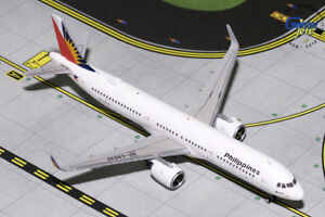 Gemini Jets 1:400 Philippine Airlines Airbus A321neo RP-C9930 GJPAL1825 IN STOCK