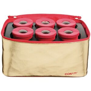 """Conair Infiniti Pro 6 Roller Lift and Volume 2"""" Beauty Hair Care Dual Voltage"""