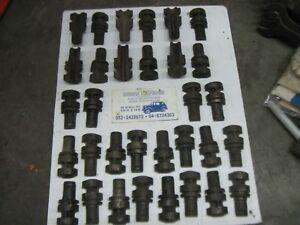 Ford Mercury 221 239 Side Valve Flathead V8 Valve Guide Set Split 1932-1948 NOS