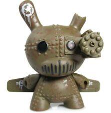 Kidrobot ART OF WAR Dunny Series DRILONE GREEN TANK DESTROYER Mini Vinyl Figure