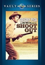 Shoot Out 1971 (DVD) Gregory Peck, Patricia Quinn, Robert F. Lyons - New!