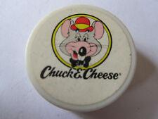 Vintage Chuck E Cheese Showbiz Pizza Time Round Manual Pencil Sharpener