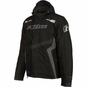 Klim Black/Asphalt Rift Jacket - 3162-000-150-000