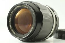 [EXC+++++] Nikon Auto NIKKOR-P 105mm f/2.8 F Mount Lens from Japan